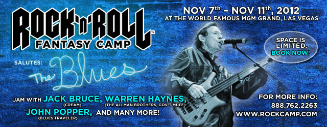 Rock 'n' Roll Fantasy Camp